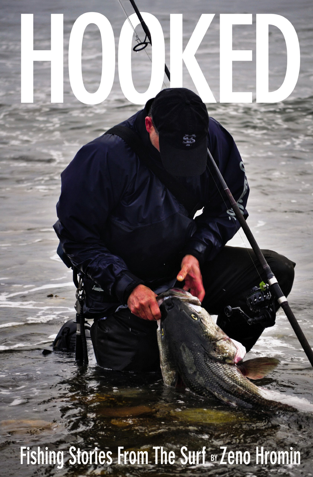 Hooked - Fishing Stories from the Surf