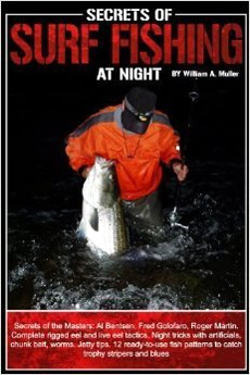 Secrets of Surf Fishing at Night