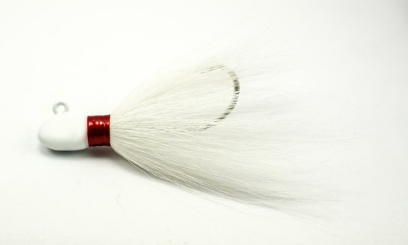 Canal Classic hand-tied bucktail jig