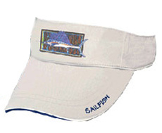 Fishing Visor - Sailfish