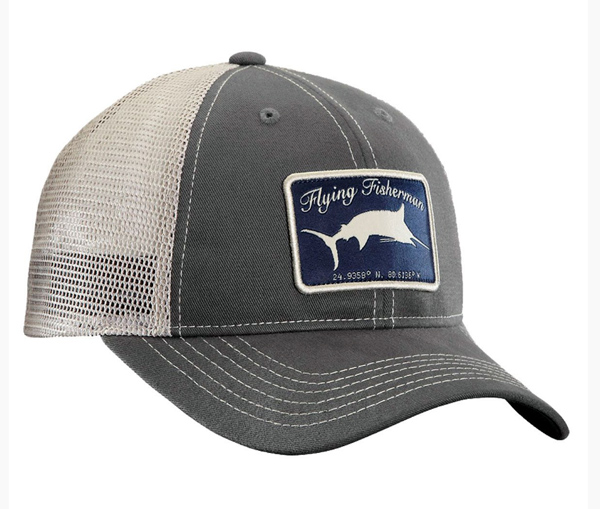 Fishing hats flying fisherman hats angler caps flying for Best fishing hat
