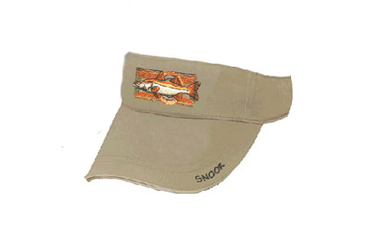 Fishing Visor - Snook