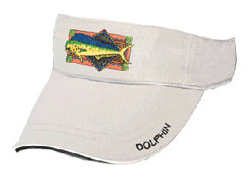 Fishing Visor - Dolphin