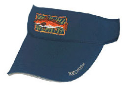 Fishing Visor - Redfish
