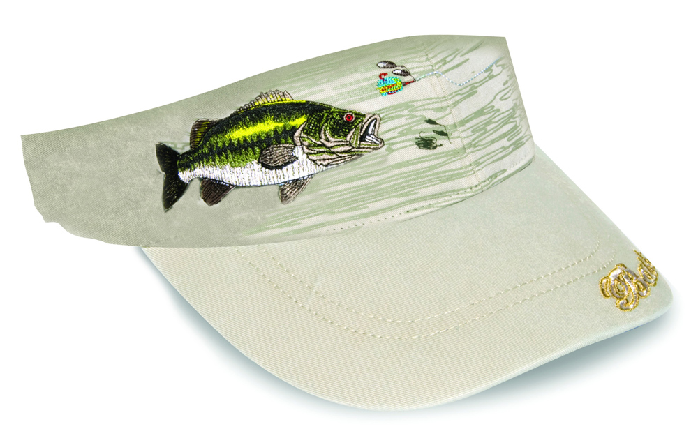 Bass Fishing Visor