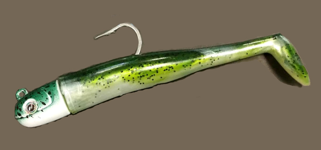 Bill Hurley Canal Killer Lures