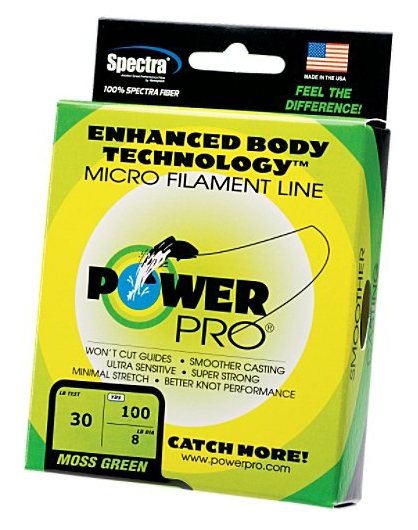 Spectra Power Pro - Micro Filament Line